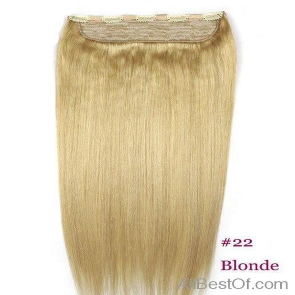 AllBestOf.com HAIR #22 / 16inches / 100g/pc, >=30%, 6 Months With Proper Care Lighter color 100g-200g 16