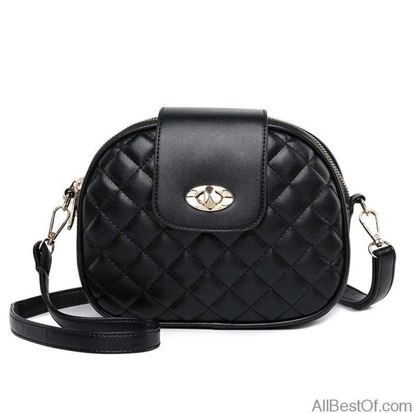 AllBestOf.com HANDBAG Hot Fashion Crossbody Bags for Women High Capacity 3 Layers Handbag PU Leather