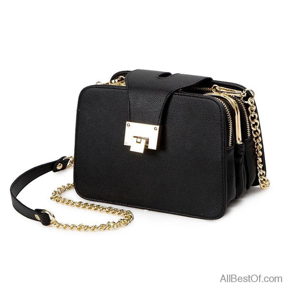 AllBestOf.com HANDBAG New Fashion Women Shoulder Bag Chain Strap Flap Designer Handbags