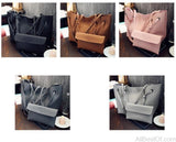 AllBestOf.com HANDBAG Soft Leather Women HandBag Set Luxury Brand Designer High Quality