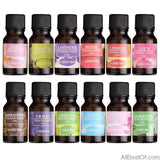 AllBestOf.com HEALTH & BEAUTY 10ml Pure Essential Oils For Aromatherapy Diffusers Oils Organic Body Relax Skin Care
