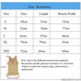 AllBestOf.com HEALTH & BEAUTY New Comfortable Cami Body Shaper with Removable Pads Slimming Vest