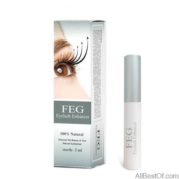 Eyelash Growth Serum Treatment Natural - AllBestOf.com