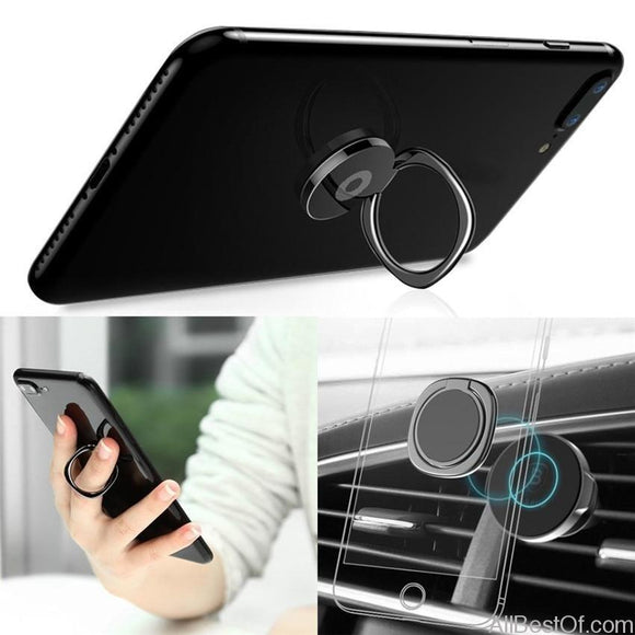 Mini Dashboard Car Holder Cell Phone Mobile For iPhone Samsung Xiaomi GPS Bracket - AllBestOf.com