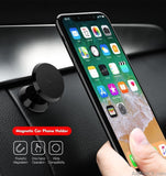 Strong Magnetic Car Phone Holder & Car GPS Navigator Bracket - AllBestOf.com