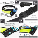 AllBestOf.com SPORT Waist Bag running Sports Lightweight Water Bottle pack