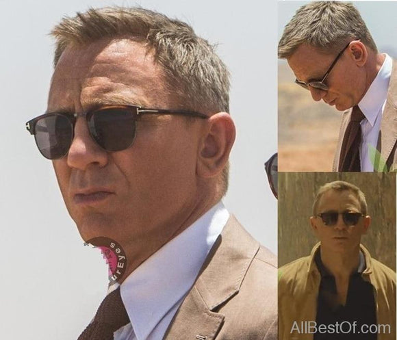 AllBestOf.com SUNGLASSES James Bond Sunglasses Men Brand Designer Super Star Celebrity UV400