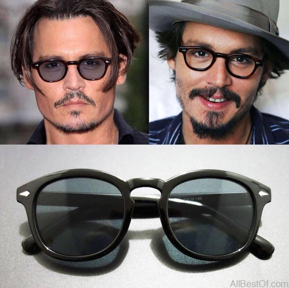 AllBestOf.com SUNGLASSES Magic Adventure Johnny Depp Glasses for Men