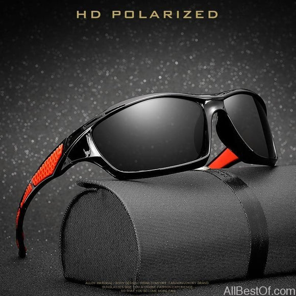 AllBestOf.com SUNGLASSES Mens Sunglasses Polarized Lens Unisex Glasses High Definition Eyewears