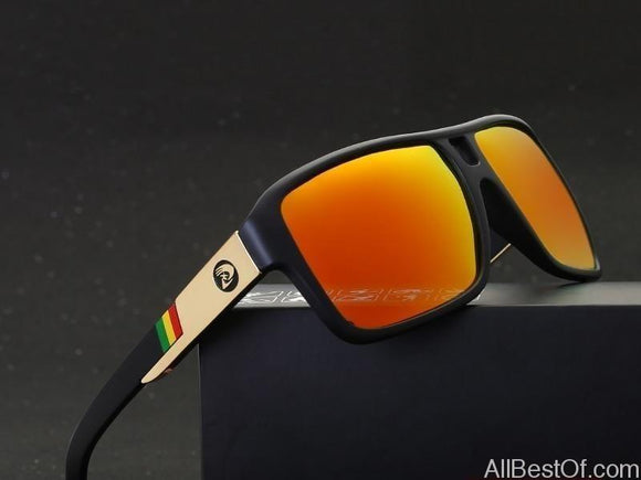AllBestOf.com SUNGLASSES New Brand Polarized Sunglasses Men Oversized High Quality Vintage UV400
