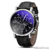 AllBestOf.com WATCHES Black 1 Fashion Watches Blue Ray Mens Top Brand Luxury Watch Clock