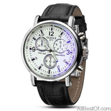 AllBestOf.com WATCHES Black Fashion Watches Blue Ray Mens Top Brand Luxury Watch Clock