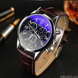 AllBestOf.com WATCHES Fashion Watches Blue Ray Mens Top Brand Luxury Watch Clock