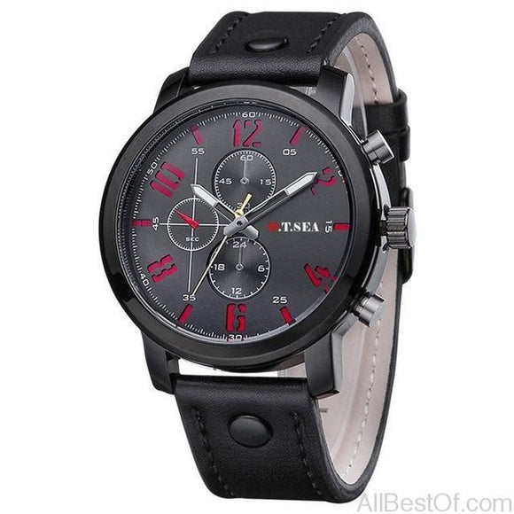 Fashion Watches Men Sports Quartz Analog WristWatch - AllBestOf.com