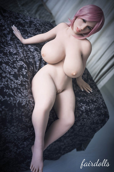 3ft5'(108cm) L-Cup Big Tits Mini Sex Doll - Delilah (WM Doll)