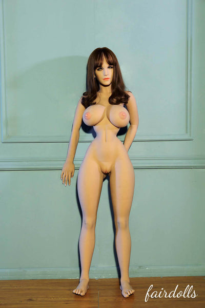 4ft10' (148cm) D-Cup Realistic Sex Toys - Logan (YL Doll)