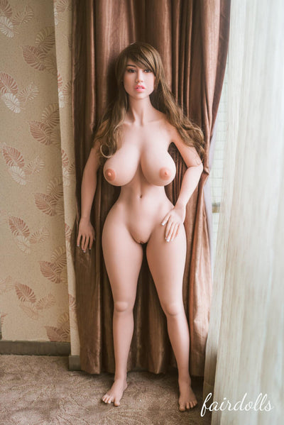 5ft (152cm) H-Cup BBW Sex Doll - Amelie (WM Doll)