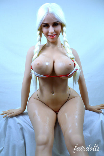 5ft (152cm) H-Cup BBW Sex Doll - Lilyana (YL Doll)