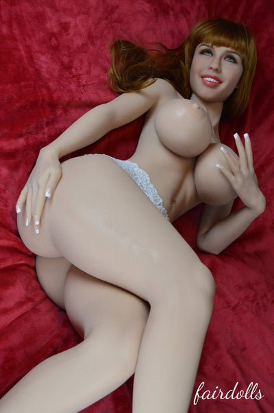 5ft (152cm) H-Cup Big Boobs Sex Doll - Katlyn (WM Doll)