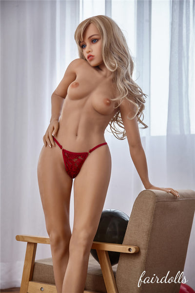 "4'11"" (150cm) B-Cup Young Sex Doll Body (Irontech Doll)"
