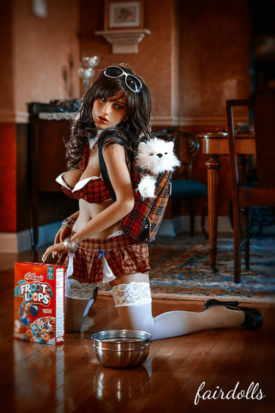 4ft5' (135cm) D-Cup Sexdoll - Laney (YL Doll)