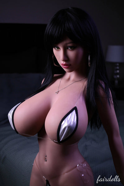 4ft7' (140cm) H-Cup Hot Big Boobs Japanese Dolls  - Joselin (YL Doll)