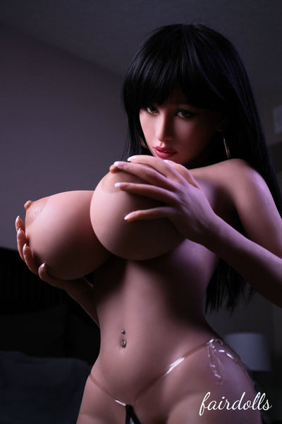 "4'7"" (140cm) H-Cup Hot Big Boobs Japanese Dolls  - Joselin (YL Doll)"