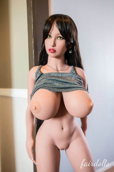 4ft7' (140cm) H-Cup YL Sex Doll - Marina (YL Doll)