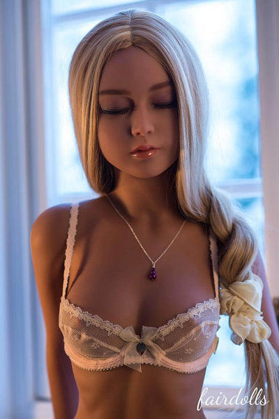 4ft7' (140cm) A-Cup Small Breast Sex Doll - Miah (WM Doll)