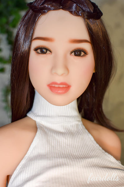 "4'7"" (140cm) G-Cup Asian Sex Doll  - Estrella (6YE Doll)"