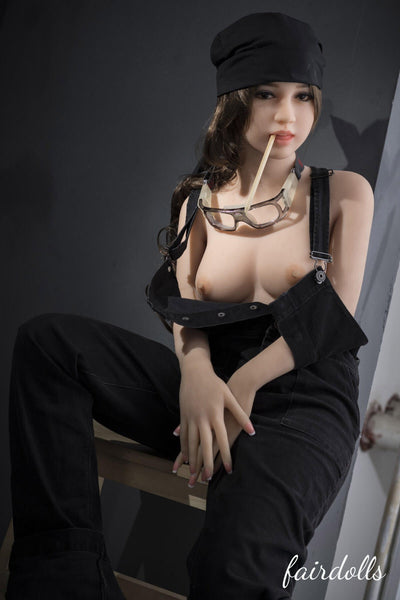 "4'9"" (145cm) C-Cup Small Breast Sex Doll - Kenzie (WM DOLL)"