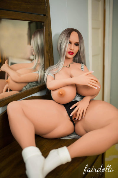 "4'9"" (146cm) O-Cup Mature Woman Sex Doll - Madisyn (YL Doll)"