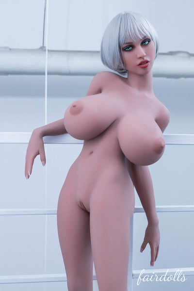 4ft10' (148cm) L-Cup Big Breasts Love Doll - Ashly (WM Doll)