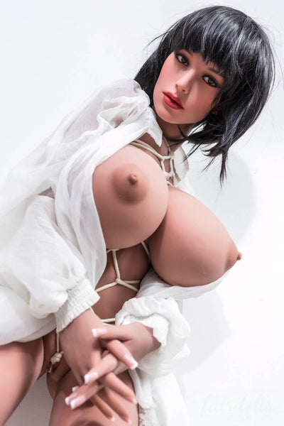 4ft9' (148cm) L-Cup Huge Breast Sex Doll - Jalynn (WM Doll)
