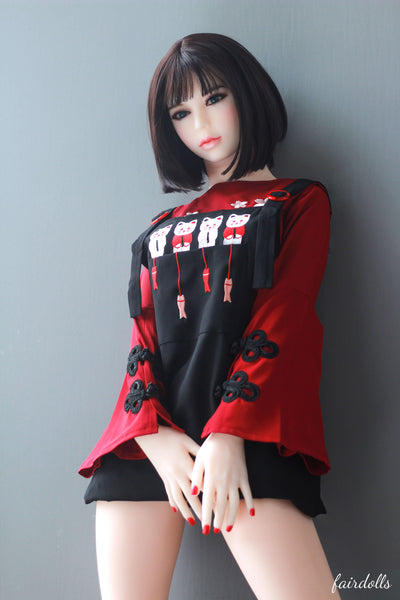 4ft11' (150cm) B-Cup Chinese Sex Doll - Marisol (6YE Doll)