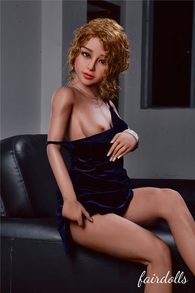 4ft11' (150cm) B-Cup Hot Petite Sex Doll - Miki (Irontech Doll)