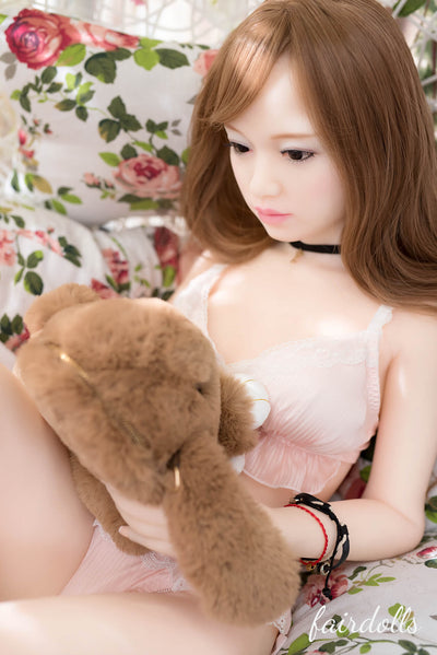4ft11' (150cm) B-Cup Japanese Love Doll - Eden (6YE Doll)