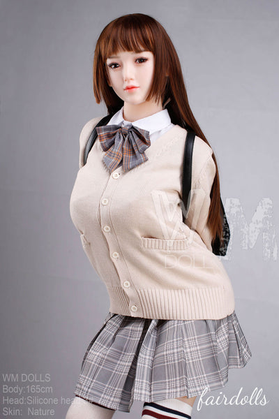 5'4(165cm)D-Cup Silicone Head Sex Doll With TPE Body - Jocelynn (WM Doll)
