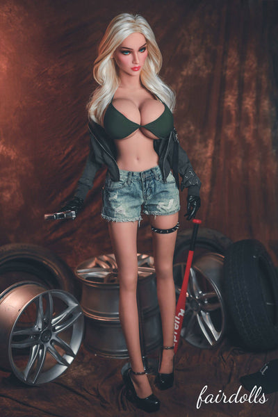 "5'5""(166cm) E-Cup Busty Car Worker  Sex Doll - Alyvia (YL Doll)"