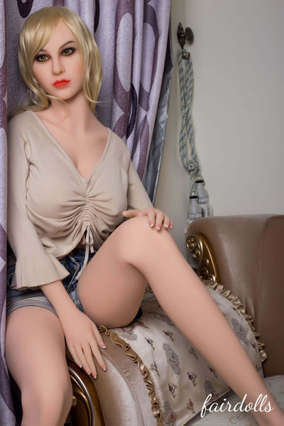"5'3"" (161cm) G-Cup High Quality Sex Dolls - Stephany (WM Doll)"