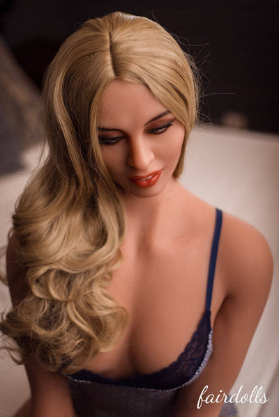 5ft3' (162cm) B-Cup High Quality Sex Dolls - Brandy (WM Doll)