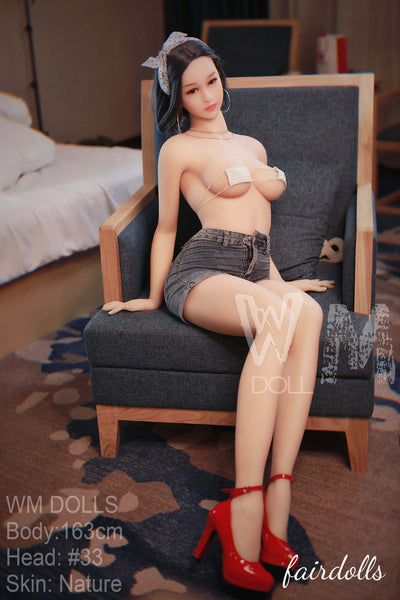 5f4' (163cm) C-Cup Beautiful Asian Girl - Maryam (WM Doll)