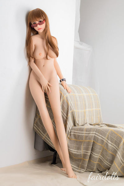 5ft5' (165cm) D-Cup Asian Hot Sex Doll - Belinda (WM Doll)