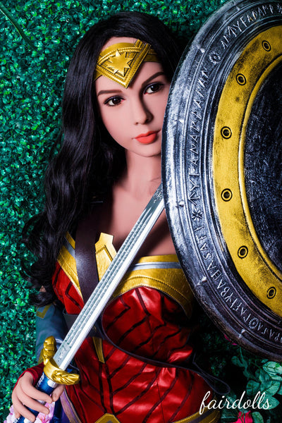 5ft5' (165cm) D-Cup High Quality Sex Dolls - Wonder Woman (WM Doll)