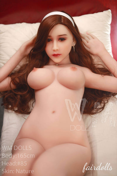 5f4' (165cm) D-Cup Sexy Chinese Girl Sex Doll - Stacey (WM Doll)