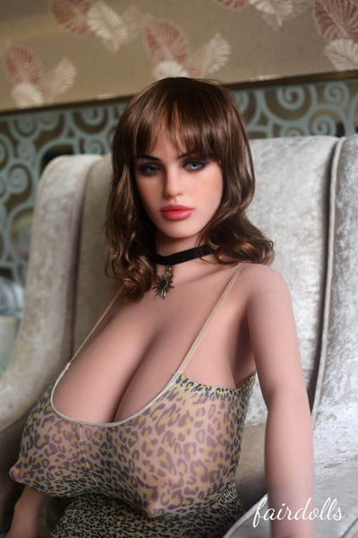5ft5' (165cm) K-Cup Big Tits Big Booty Sex Doll - Annette (WM Doll)