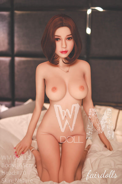"5'4"" (165cm) D-Cup Japanese Actress Sex Doll - Marely (WM Doll)"