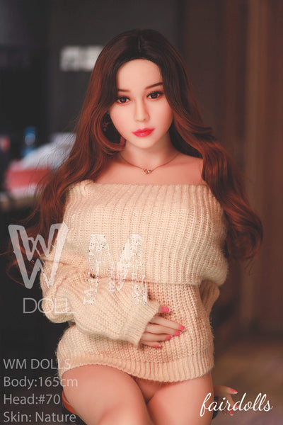 5f5' (165cm) D-Cup Japanese Actress Sex Doll - Marely (WM Doll)