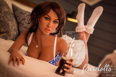 "5'5"" (166cm) C-Cup  Sex Doll - Kallie (WM Doll In Stock)"