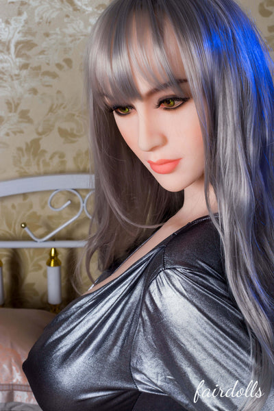 "5'5"" (167cm) J-Cup BBw Sex Doll - Mattie (WM Doll)"